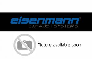 Eisenmann wydech końcowy / Skoda Octavia RS 2,0 TSI (III, 5E)