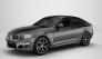 "Komplet felg BBS SR 8,5x19"" (Volcano grey / diamond-cut) / BMW 3 GT (F34)"